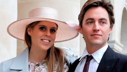 - Truer bryllupet til prinsessen