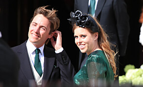 File photo dated 31/08/19 of Princess Beatrice and her fiance Mr Edoardo Mapelli Mozzi, as the pair are to marry in 2020.