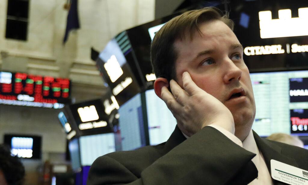 image: Verste børsdag siden 1987