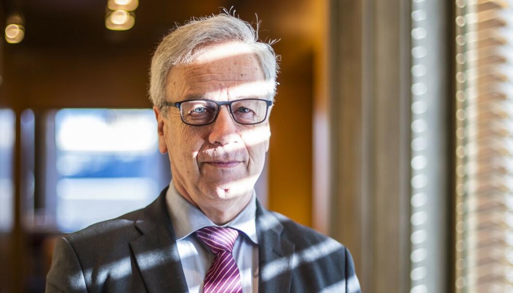 <strong>SETTER NED RENTA:</strong> Norges Bank setter ned renta, varsler banken selv fredag morgen. Foto: Håkon Mosvold Larsen / NTB scanpix