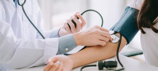 De mest effektive blodtrykksmedisinene