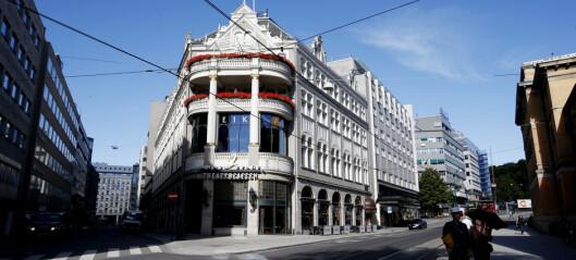 Hotel Continental stenger