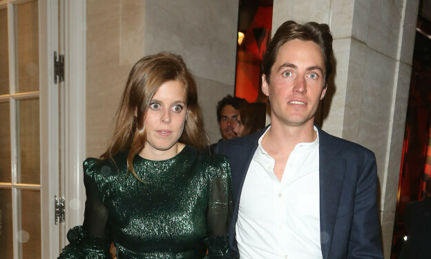 Kate Moss supports boyfriend Nikolai von Bismarck along with Naomi Campbell on his new book launch with Dior.  The Dior sessions. Princess Eugenie along with sister Princess Beatrice and Edoardo Mozzi who recently just got engaged also arrived at the party in London.  Pictured: Princess Beatrice,Edoardo Mozzi Ref: SPL5119758 021019 NON-EXCLUSIVE Picture by: SplashNews.com  Splash News and Pictures Los Angeles: 310-821-2666 New York: 212-619-2666 London: +44 (0)20 7644 7656 Berlin: +49 175 3764 166 photodesk@splashnews.com  World Rights,