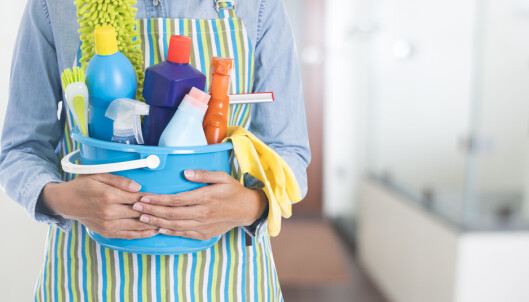 Slik vasker du riktig for å unngå smitte