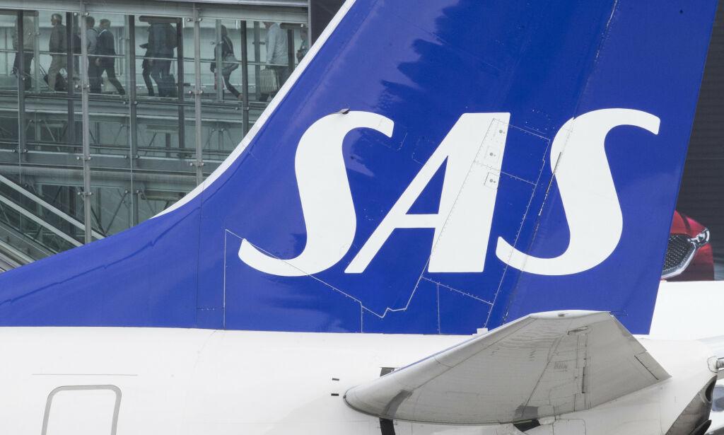 image: SAS' finansdirektør: - Dette er småpenger