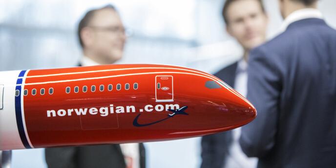 Norwegian permitterer 5000 ansatte