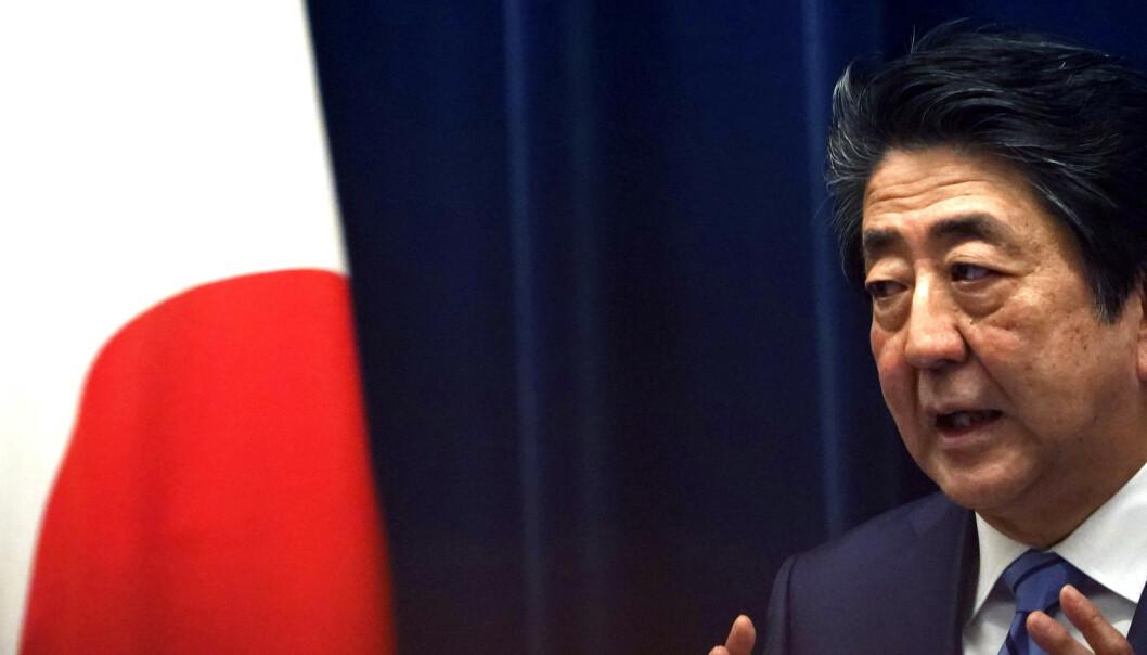 Japans statsminister sier at OL skal avvikles som planlagt