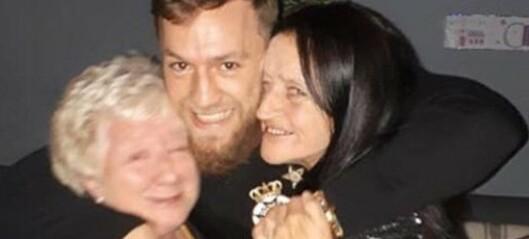 McGregor knust etter dødsfall