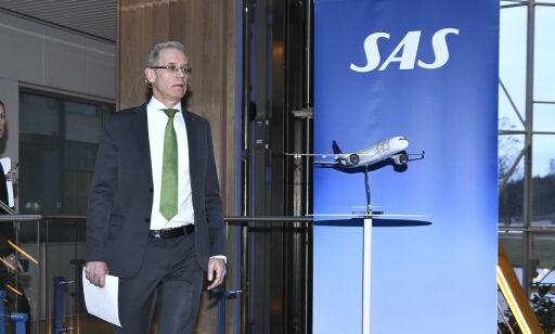 image: Spår SAS-konkurs om få uker