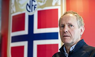 AVSLØRT: Pål Bjerketvedt ble blåst som kilde av tidsskriftet Josimar. Foto: Terje Pedersen / NTB scanpix
