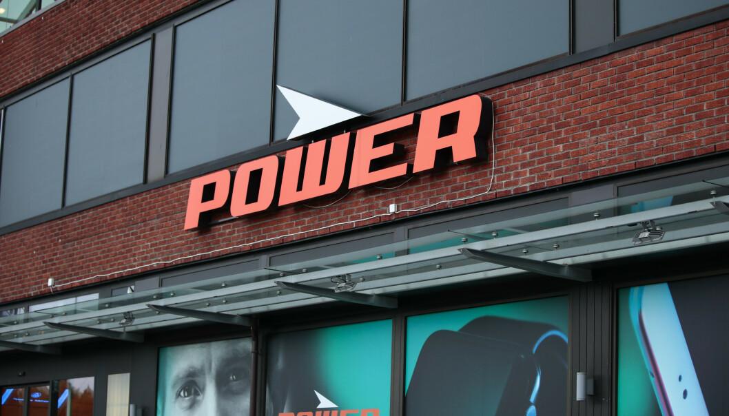 <strong>FÅR GEBYR:</strong> Her fra Power på Slependen. Foto: Lise Åserud / NTB scanpix