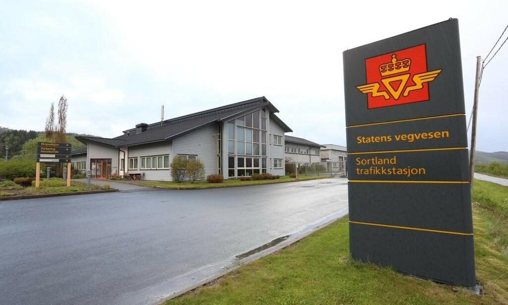 Statens vegvesen tar grep. Foto: Tomas Rolland, Statens vegvesen.