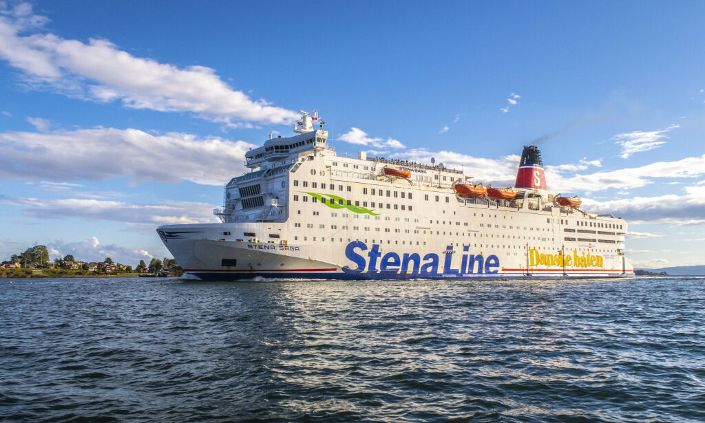 image: Stena Line sier opp 950