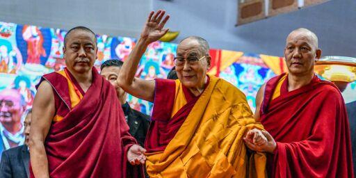 image: Skjerp deg, Dalai Lama!