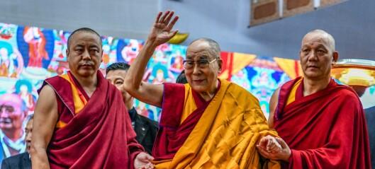 Skjerp deg, Dalai Lama!