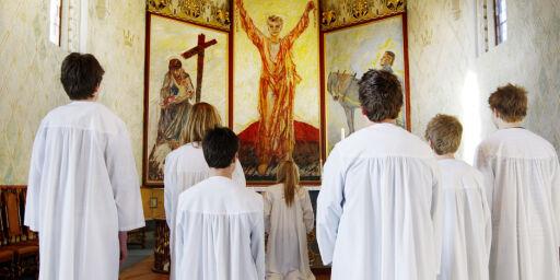 image: Den norske kirke vil utsette alle konfirmasjoner