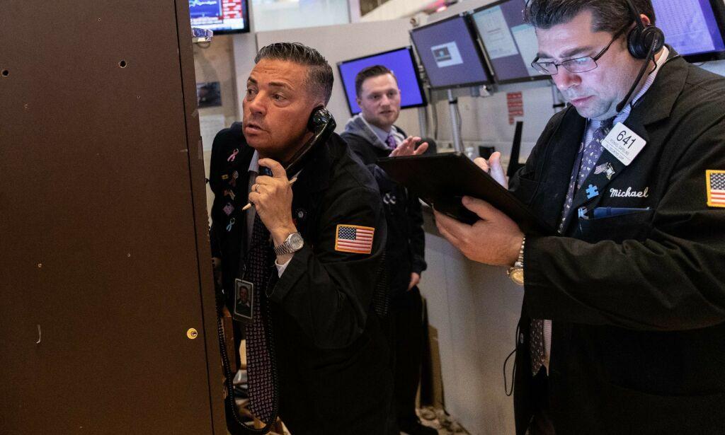 image: Krise på Wall Street: Verste siden «Black Monday»