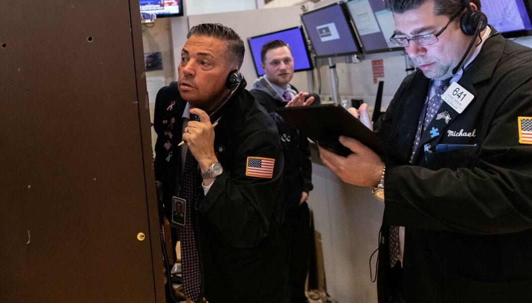 Krise på Wall Street: Verste siden «Black Monday»