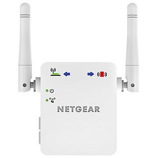 REPEATER: Netgear WN3000RP N-WiFi-repeater.