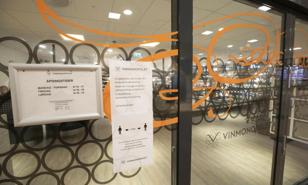 image: Ordfører: - Steng vinmonopolet
