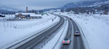 Er smale motorveger bra for trafikksikkerheten?