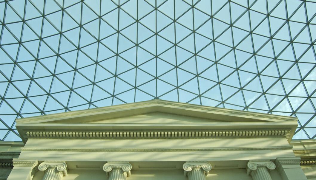 BLI MED INN: På British Museum møter gammelt nytt. Og det beste av alt, du kan «dra» allerede i kveld. FOTO: NTB Scanpix