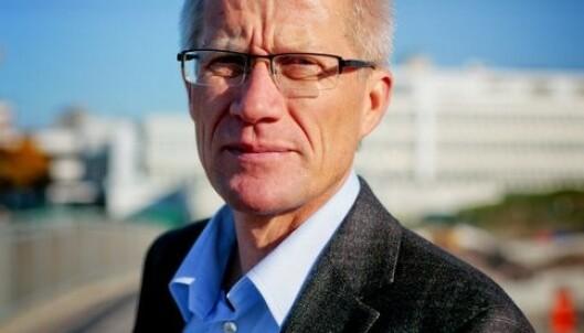 <strong>ØNSKER LENGER BINDINGSTID:</strong> Bilimportørenes Landsforening ønsker at man utvider kravet fra 6 til 12 måneder. I Sverige foreslår man 5 år, sier Direktør Erik Andresen.