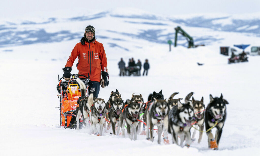 image: Nordmann vant verdens tøffeste hundeløp