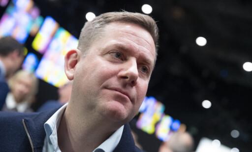 BEKYMRET: Hurtigruten-sjef Daniel Skjeldam er dypt bekymret over situasjonen. Foto: Berit Roald / NTB scanpix