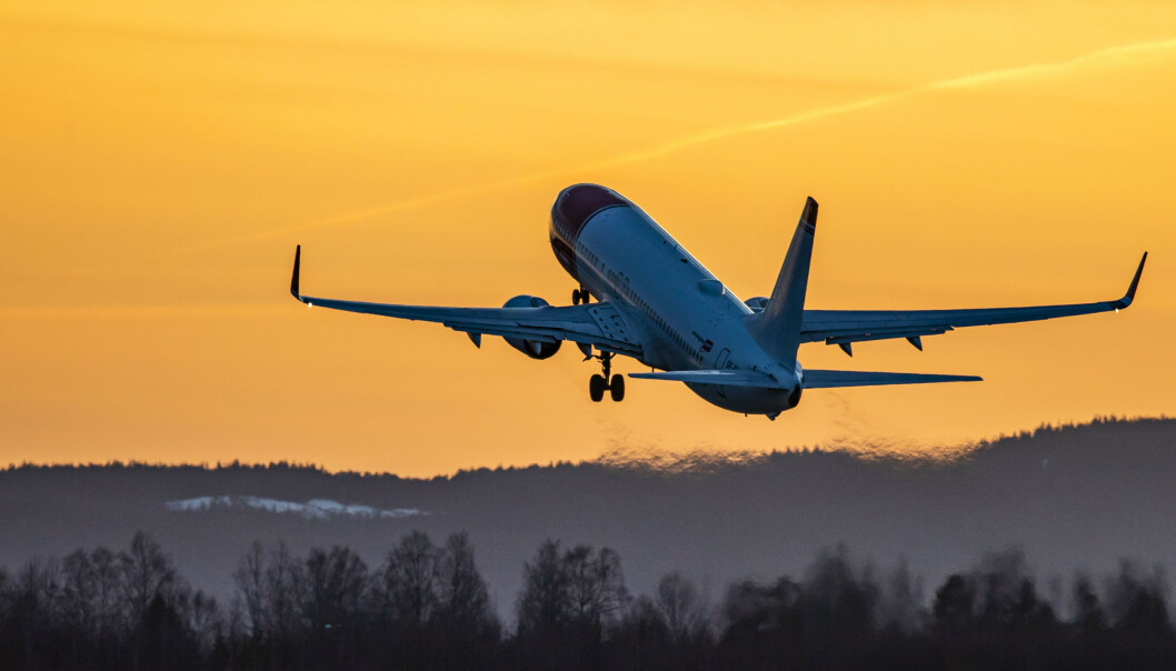 <strong>KRISE:</strong> Flybransjen er knallhardt rammet, og må fortsatt vente på avgjørende nødhjelp. Foto: Håkon Mosvold Larsen / NTB scanpix