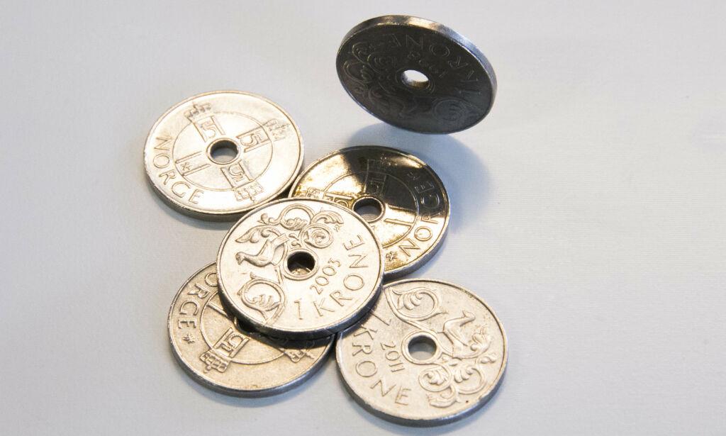 image: Norges Bank vurderer å gripe inn i valutamarkedet
