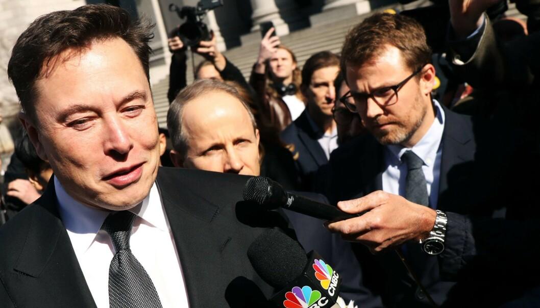 Musk vil redde coronasmittede:- Jeg kan bygge respiratorer