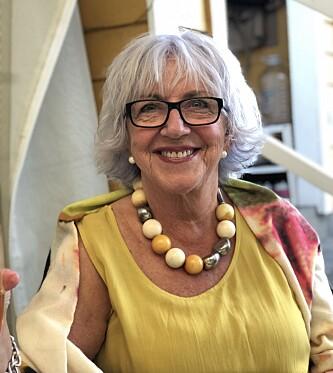 TAKKNEMLIG: Elsa Volkmer (81) opplevde å miste ektemannen da de var på ferietur i Brasil. Hun er takknemlig for at hun igjen har fått oppleve kjærligheten. Foto: Privat