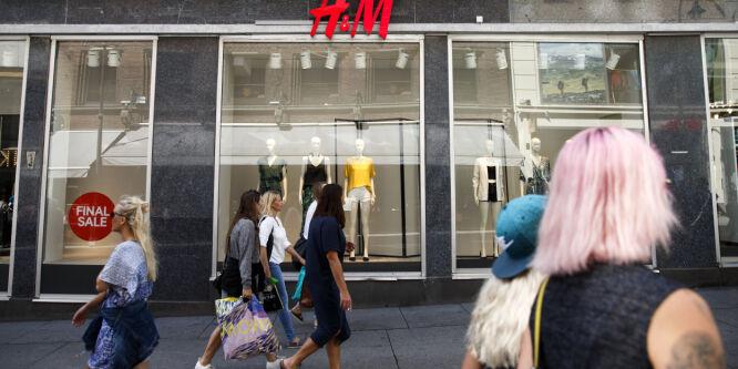 image: H&M permitterer 2000 ansatte