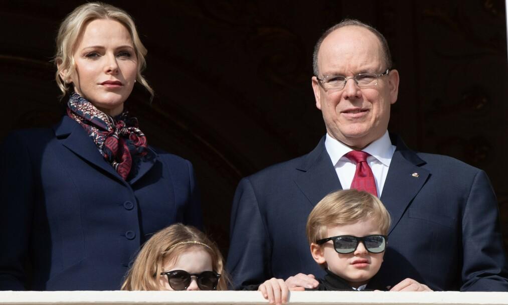 <strong>TESTET POSITIVT:</strong> Fyrst Albert av Monaco har fått påvist coronaviruset. Det er ikke kjent om resten av familien også er smittet. Foto: NTB Scanpix