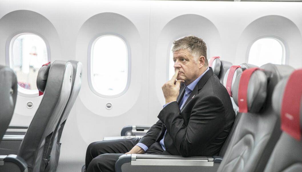 Norwegian-sjefen: - Skal gjøre alt i vår makt