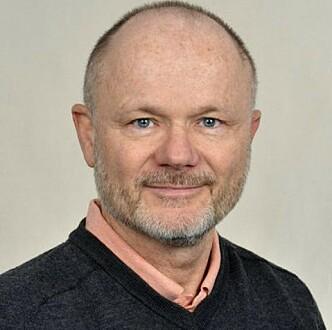 Søvnforsker Bjørn Bjorvatn. Foto: UIB