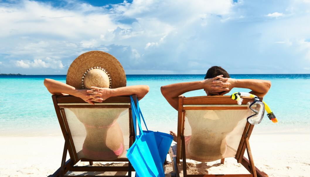 Slik avbestiller du ferien