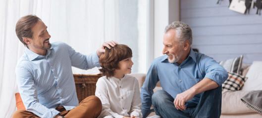 Løsningen når far og sønn-forholdet ikke fungerer