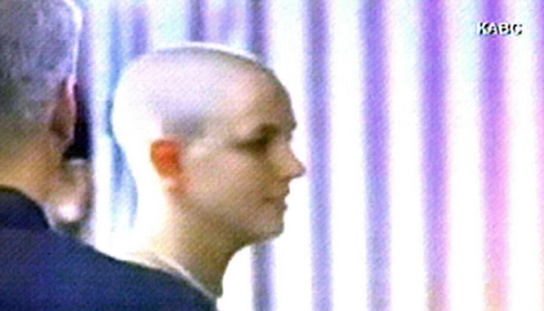 <strong>SKALLET:</strong> Britney Spears barberte av seg håret etter et sammenbrudd i 2007. Foto: NTB scanpix