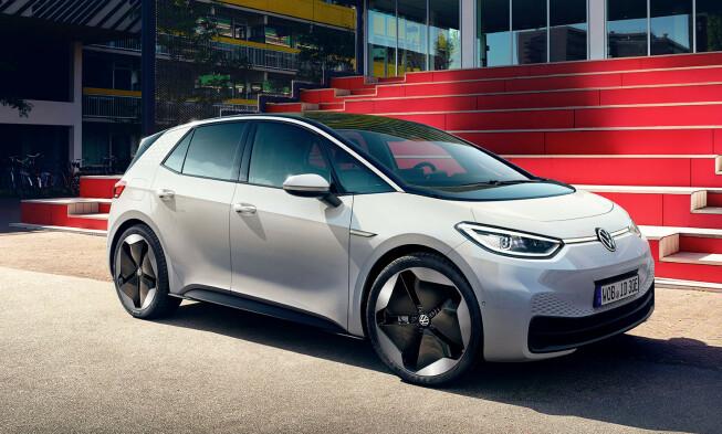 DEN NYE FOLKEVOGNA: Spørsmålet er om prisen er god nok. Foto: VW