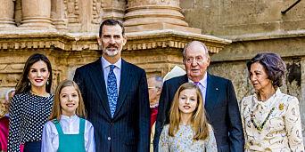 image: Nok en kongelig skandale i Spania
