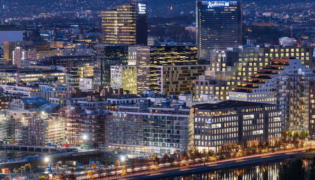 <strong>- MÅ KOMME RASKT:</strong> Stortinget ber om at bankene raskt innfører rentekutt som følge av koronakrisen.  Foto: Stian Schløsser Møller / Samfoto / NTB Scanpix