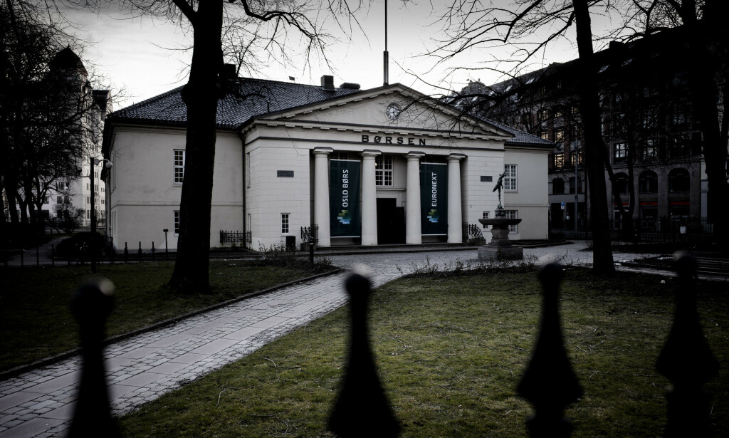BUNNREKORD: Oslo Børs har hatt en rekordsvak start på 2020. Foto: Lars Eivind Bones