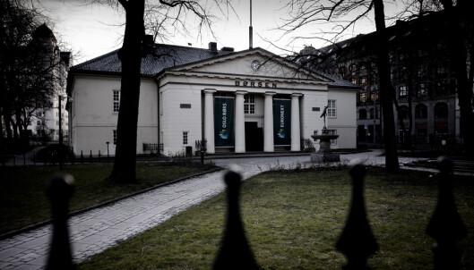 Oslo Børs kraftig ned etter «fadese»