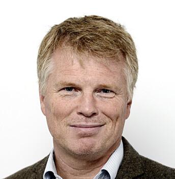 <strong>PROFESSOR:</strong> Ola Honningdal Grytten er professor ved NHH, og har tidligere vært spesialrådgiver i Norges Bank. Foto: NHH