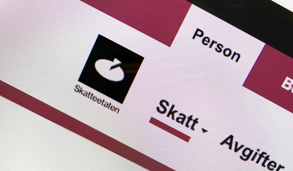 ADVARER: Skatteetaten advarer mot e-post-svindel. Svindelen sendes på e-post, og har logo og avsender som gjør det lett å tro at Skatteetaten er avsender - men det er det altså ikke. - Vi sender ikke lenker i e-post eller sms, og etterspør ikke bank- eller kredittkortopplysninger i disse kanalene, advarer Skatteetaten. Foto: Kristin Sørdal