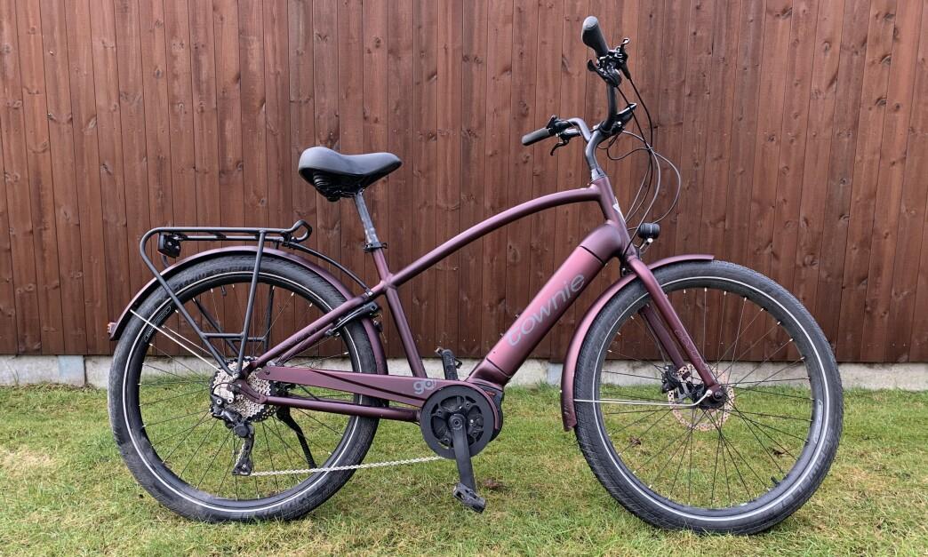 <strong>ELECTRA:</strong> Skal du ha ny elsykkel i år og sykler stort sett på asfalt? Da bør du vurdere Electra Townie Path Go! 10D. Foto: Martin Kynningsrud Størbu