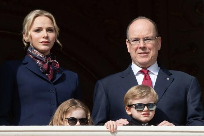 SMITTET: Prins Albert er blant dem som er blitt smittet med coronaviruset. Søndag forrige uke takket han for støtten han har fått fra folket. Foto: NTB Scanpix
