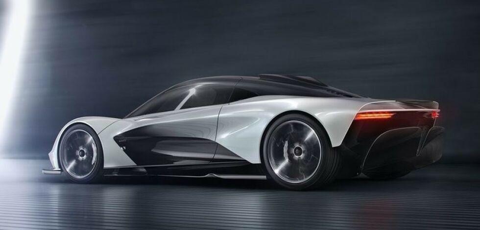 image: Aston Martin får norsk navn
